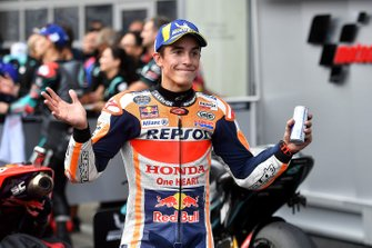 Second place Marc Marquez, Repsol Honda Team