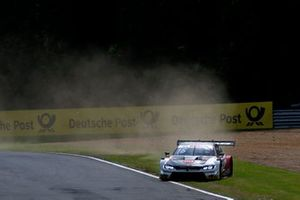 Timo Glock, BMW Team RMG, BMW M4 DTM off road