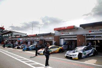 Joel Eriksson, BMW Team RBM, BMW M4 DTM, Sheldon van der Linde, BMW Team RBM, BMW M4 DTM