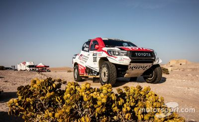 Alonso Toyota South Africa testing
