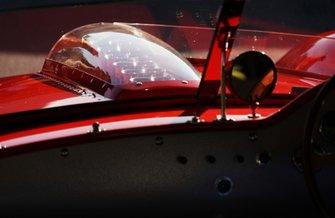 Ferrari 250 TR59/60 engine inlet trumpets detail