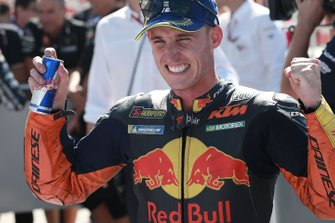 Secondo classificato Pol Espargaro, Red Bull KTM Factory Racing