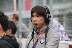 鈴木康昭代表(BMW Team Studie)