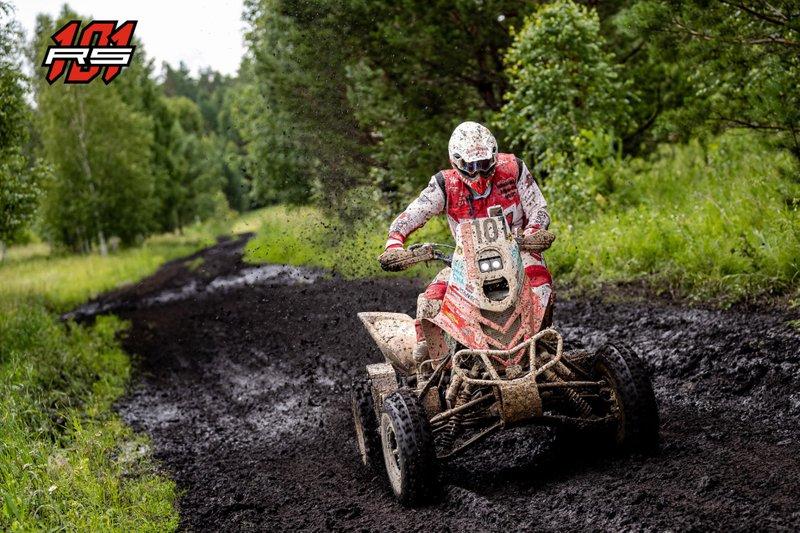 Rafał Sonik, Yamaha Raptor 700