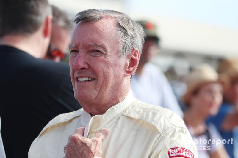 Johnny Rutherford,