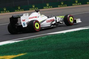 Jenson Button, Brawn BGP001
