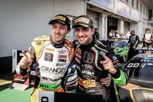 1. #563 Orange 1 FFF Racing Team Lamborghini Huracan GT3 Evo: Andrea Caldarelli, Marco Mapelli