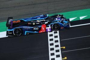 #6 360 Racing Ligier JS P3 Nissan: Terrence Woodward, James Dayson, Ross Kaiser