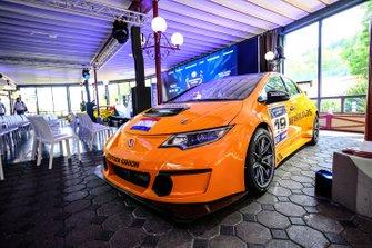 Motorsport Games touring car