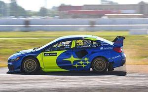Chris Atkinson, Subaru WRX STI