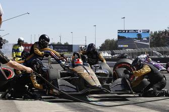 Пит-стоп: Джеймс Хинчклифф, Schmidt Peterson Motorsports Honda