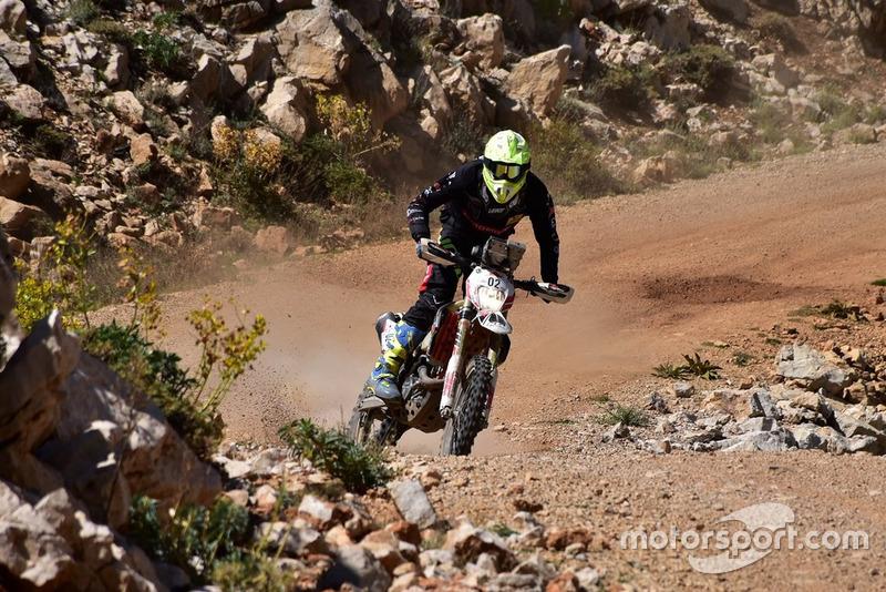 #30 Marc Solà, FN Speed