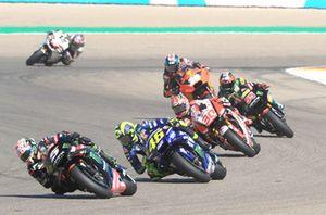 Johann Zarco, Monster Yamaha Tech 3, Valentino Rossi, Yamaha Factory Racing, Takaaki Nakagami, Team LCR Honda