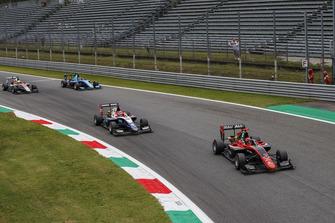 Nikita Mazepin, ART Grand Prix, Pedro Piquet, Trident