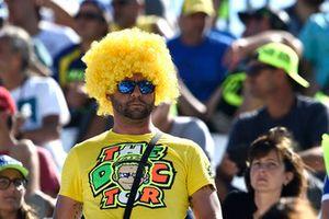 Fan van Valentino Rossi, Yamaha Factory Racing