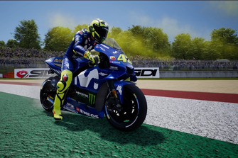 Screenshot: MotoGP 18