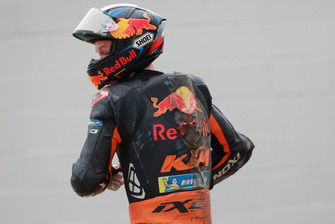 Bradley Smith, Red Bull KTM Factory Racing, after crash