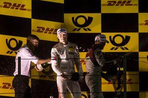 Podium: Race winner Paul Di Resta, Mercedes-AMG Team HWA, Mercedes-AMG C63 DTM and second place Robin Frijns, Audi Sport Team Abt Sportsline, Audi RS5 DTM
