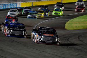 Todd Gilliland, Kyle Busch Motorsports, Toyota Tundra JBL/SiriusXM, Noah Gragson, Kyle Busch Motorsports, Toyota Tundra Safelite AutoGlass