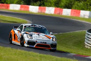 #940 Team GetSpeed Performance Porsche Cayman GT4 CS: 'Max', 'Jens'