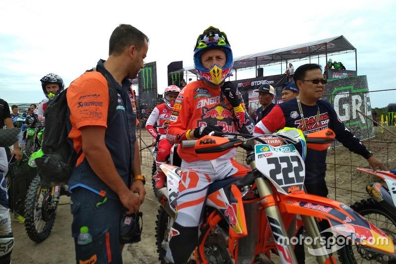 Tony Cairoli, KTM Factory Racing