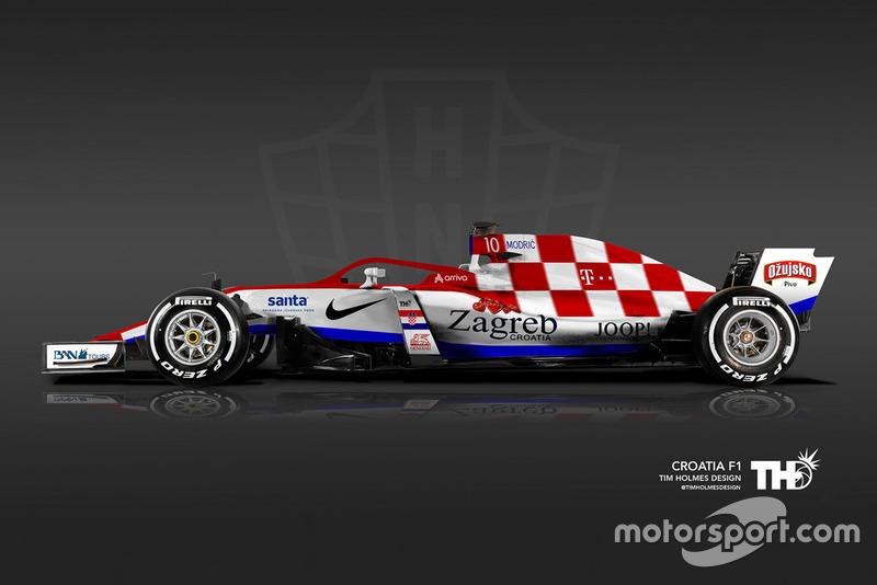 F1 Team Croacia