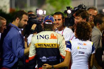 Fernando Alonso, Renault F1 Team R28