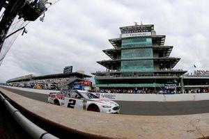 1. Brad Keselowski, Team Penske, Ford Fusion