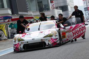 #25 Tsuchiya Engineering Toyota 86 MC