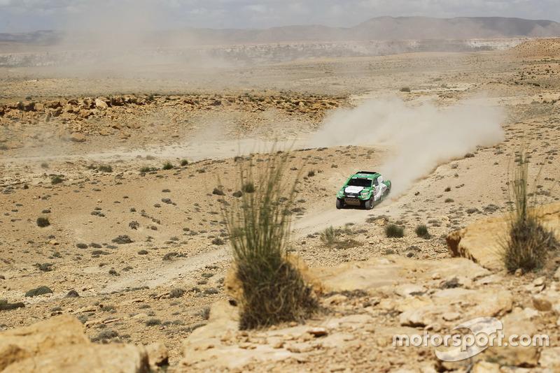 #304 Saudi Arabia Toyota: Yasir Seaidan, Aleksei Kuzmich