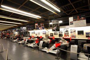 McLaren F1 araç kolleksiyonu