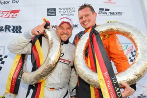 Podium: #806 Mathilda racing Seat Cupra TCR: Andreas Gülden, Heiko Hammel