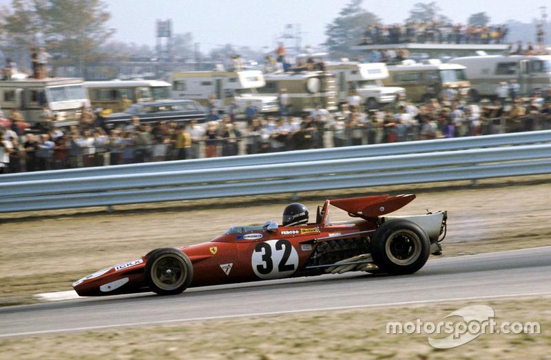 Ferrari 312B - 5 victorias