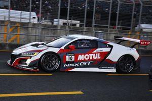 Honda Team MOTULのNSX GT3