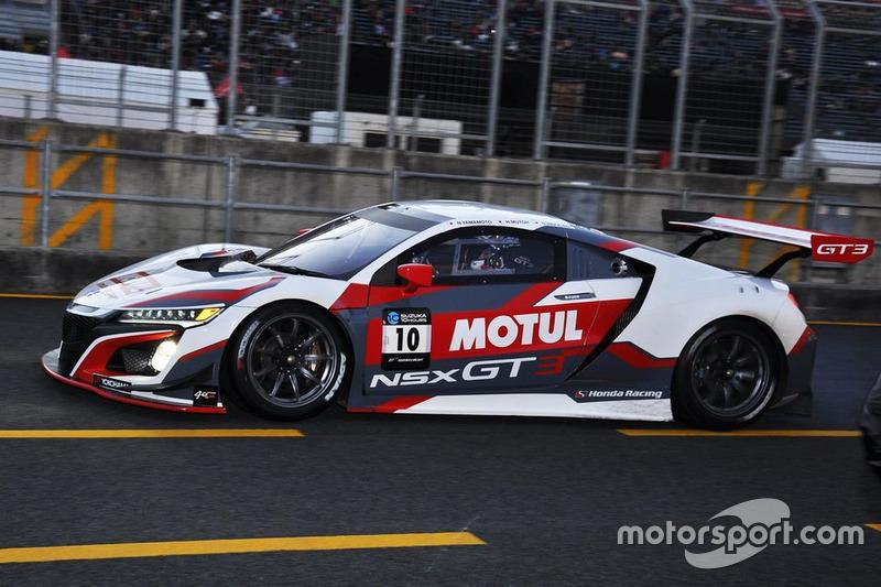 Honda Team MOTUL NSX GT3