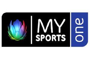 MySports One, logotype