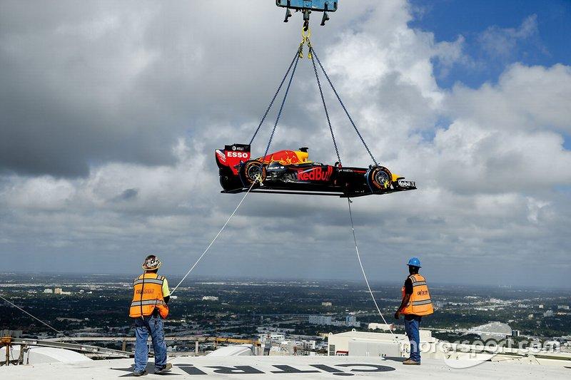 Mobil F1 Red Bull Racing