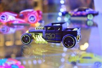 Diecast selebrasi Hot Wheels 50 tahun