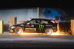 Ken Block in Gymkhana 10