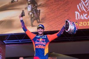 Podio: #14 Red Bull KTM Factory Racing KTM: Sam Sunderland