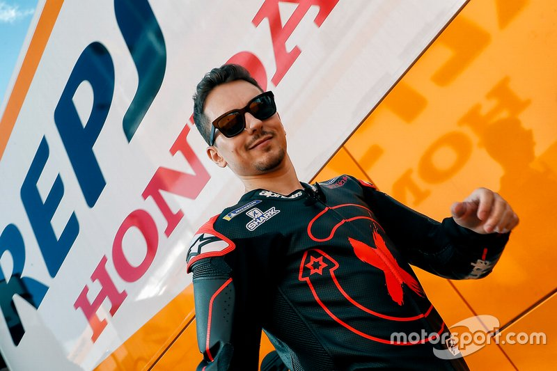 Jorge Lorenzo chez Repsol Honda