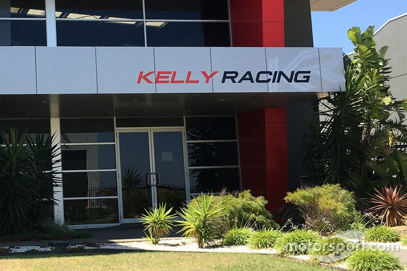 Kelly Racing - History, Stats, Latest News, Results, Photos