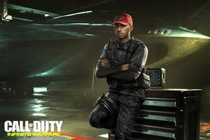 Lewis Hamilton, Call of Duty