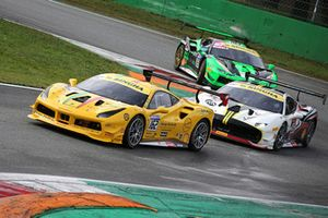 #162 Ferrari 488, Team Zenith Sion - Lausa: Christophe Hurni