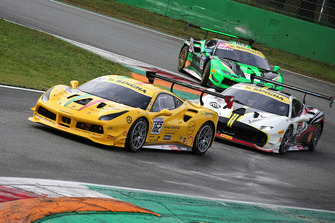 #162 Ferrari 488, Team Zenit Sion - Lausa: Christophe Hurni