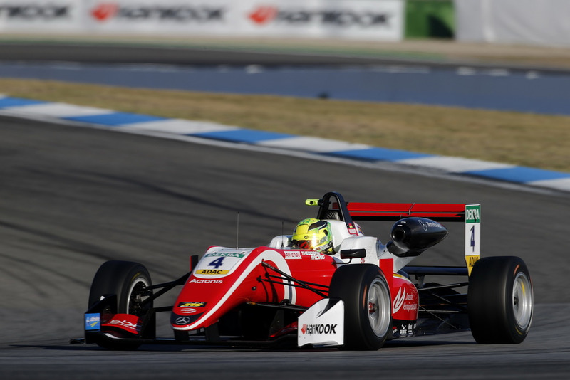 Мик Шумахер, PREMA Theodore Racing Dallara F317 - Mercedes-Benz
