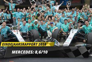 Eindrapport 2018: Mercedes