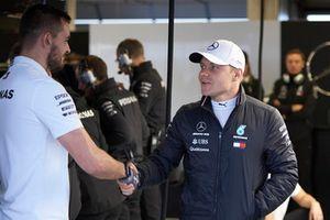 Valtteri Bottas, Mercedes AMG F1Valtteri Bottas, Mercedes AMG F1