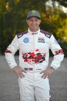 Peter Solberg, Volkswagen Motorsport VW Polo GTi R5