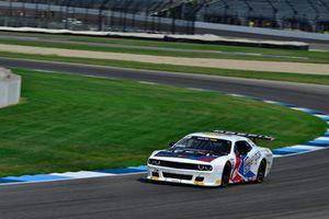 #12 TA2 Dodge Challenger driven by Paul Van Terry of Stevens Miller Racing